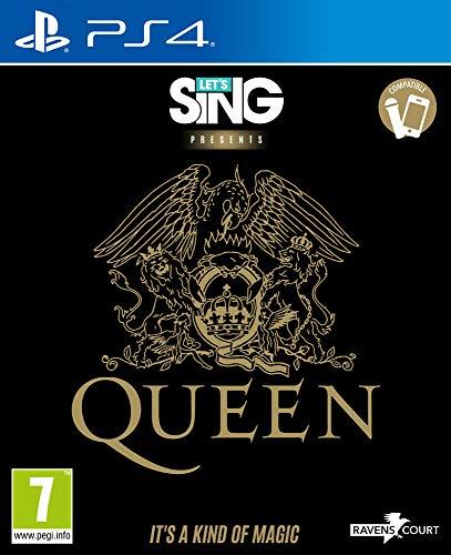 Let's Sing Queen (PEGI, Metascore 77) für 25,33€ (PS4) bzw. 26,65€ (Switch)