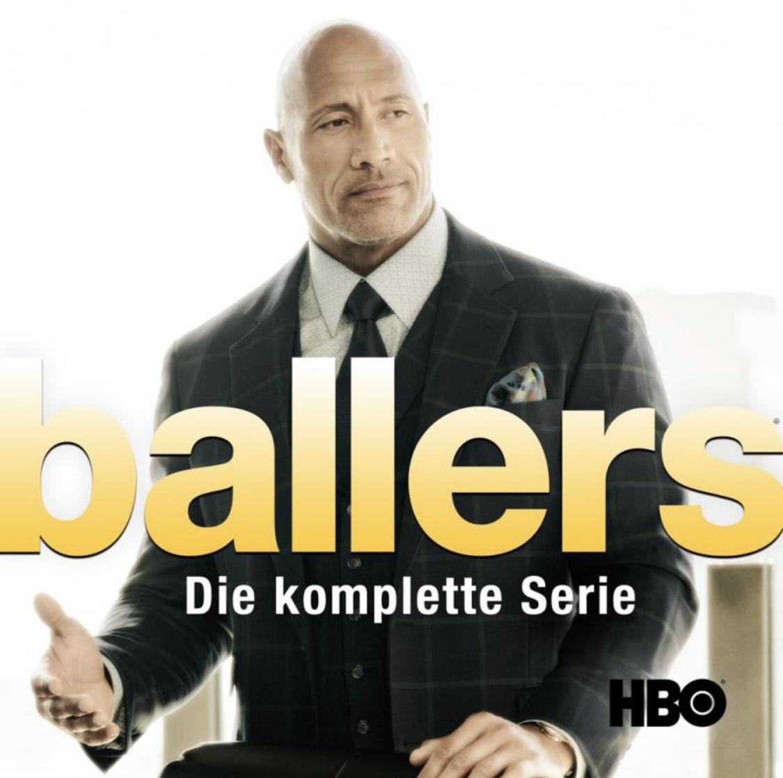 [itunes] Ballers - Die komplette Serie