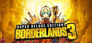 [PC] Borderlands 3 Super Deluxe : Base Game + Deluxe Pack + Season Pass 1 (EPIC / RU - VPN)