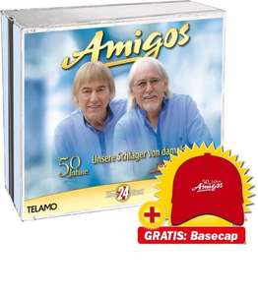 50 Jahre - Amigos!