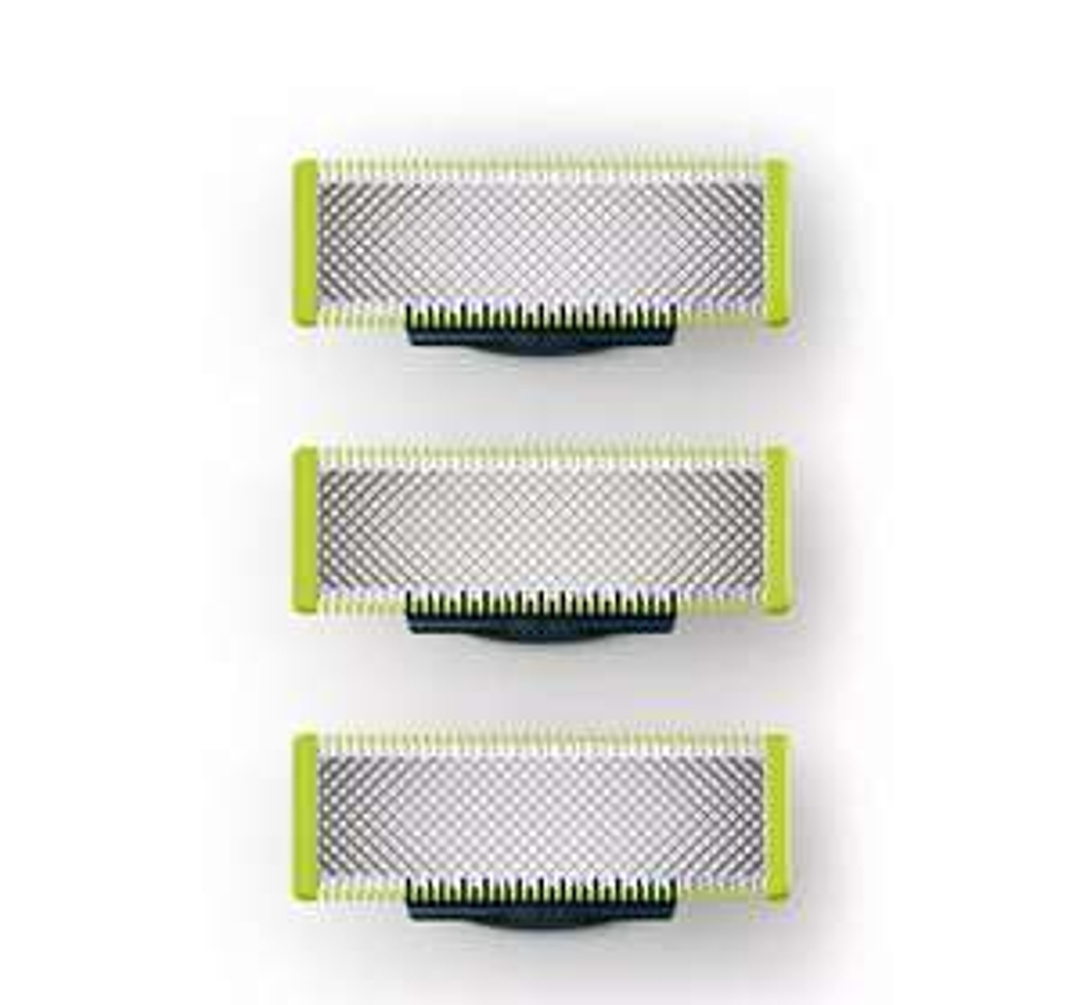 Oneblade Philips 3er Pack mit Newsletter Anmeldung