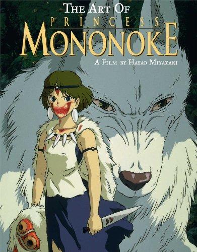 The Art of Princess Mononoke - Studio Ghibli - Artbook [Prime]