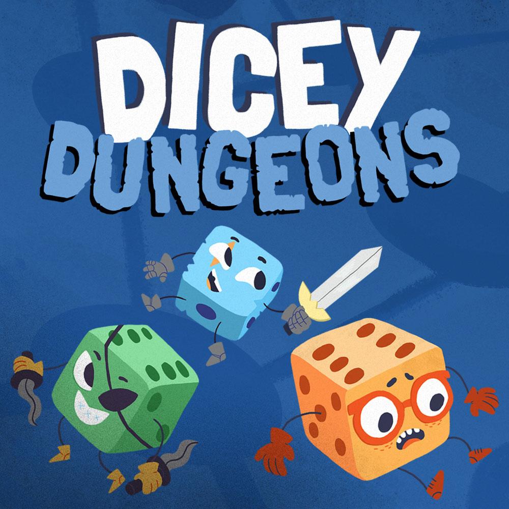 Dicey Dungeons im eShop Store