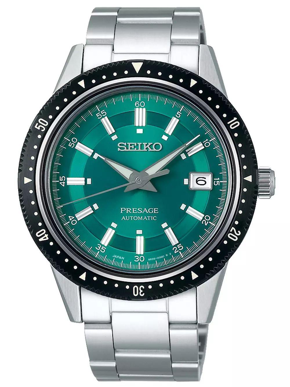 10% auf alles beim Timeshop24: Seiko Automatikuhr Sammeldeal z. B. Seiko Presage SPB129J1 Limited Edition