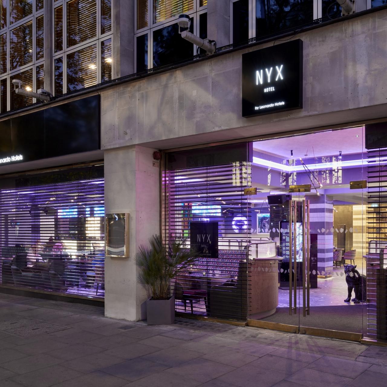 London: 4*NYX Hotel London Holborn - Executive-Zimmer für 2 Personen inkl. Frühstück / gratis Storno / bis Dez. ´21 / 2 Nächte 190€ / 3 278€