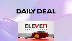 [Oculus Quest] Eleven Table Tennis Oculus Daily Deal