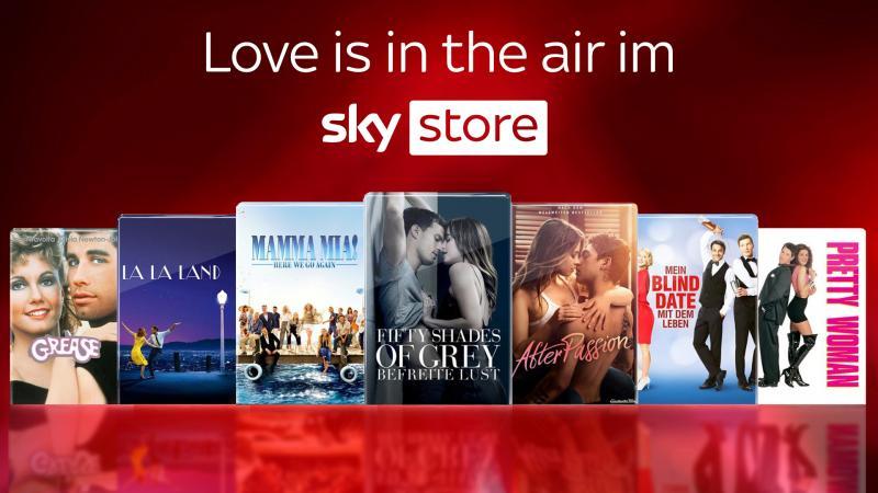 """[Sky Extra] Gratis """"Liebesfilm"""" im Sky Store leihen"""