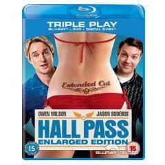 (UK) Hall Pass - Alles erlaubt – Eine Woche ohne Regeln [Blu-Ray] für 6,99€ @ Play
