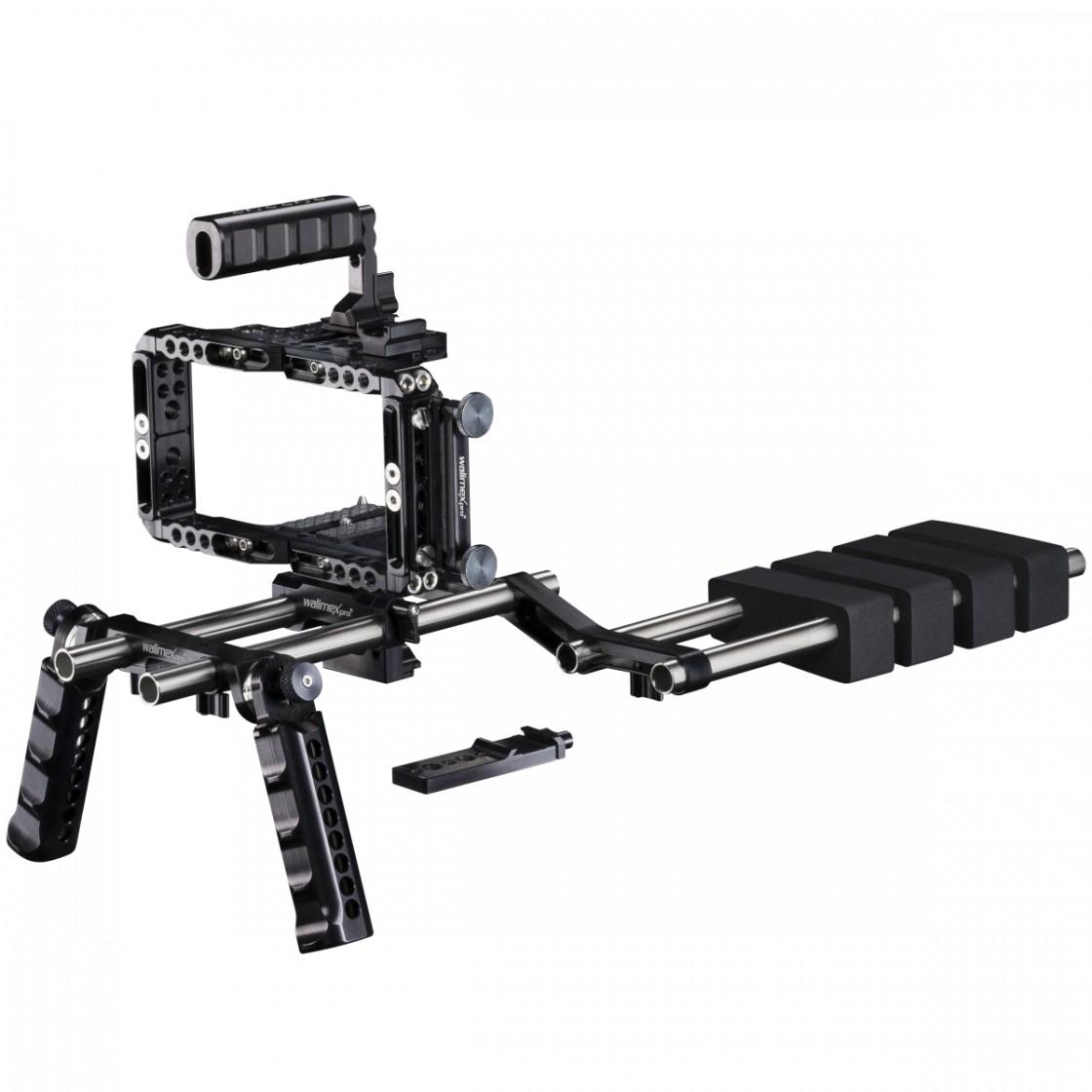 20% Rabatt auf Walimex pro Aptaris Artikel: z.B. Walimex pro Aptaris Frame Action Set (Kamera-Rig)
