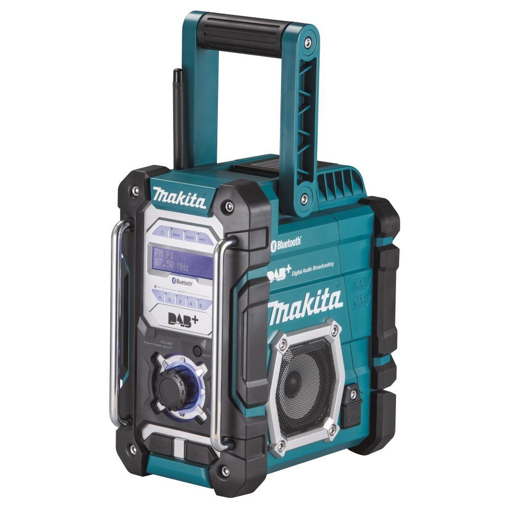 MAKITA Akku-Baustellenradio DMR112 | ohne Akku ohne Ladegerät