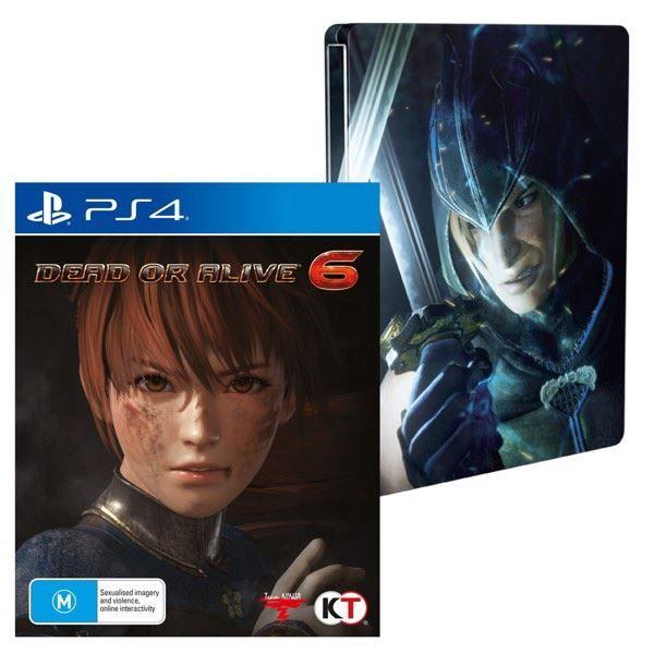 Dead or Alive 6 mit Steelbook (PS4) für 8,70€ inkl. Versand (Amazon Prime)