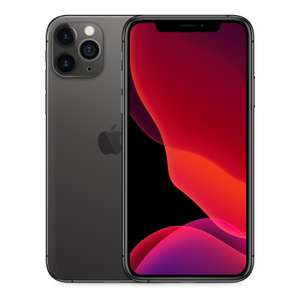 Apple iPhone 11 Pro 64GB Grau/Grün