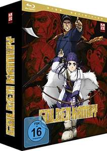 Golden Kamuy - Vol. 1 - [Blu-ray] - Limited Edition + Sammelschuber