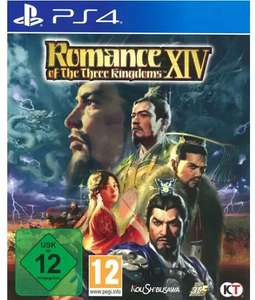 Romance of the Three Kingdoms XIV (PS4) für 7,98€ inkl. Versand (Media Markt)