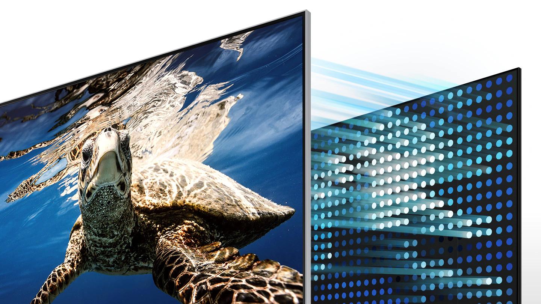 (Expert) Samsung GQ65Q87TGTXZG (Q87T) 65 Zoll, 4K Ultra HD, Smart TV, QLED, HDR 1500, VRR, ALLM
