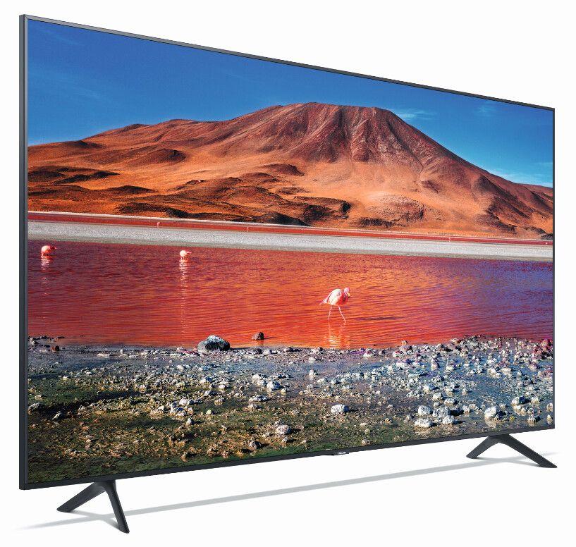 "Samsung GU43TU7199U 108 cm (43"") LCD-TV carbonsilber EURONICS"