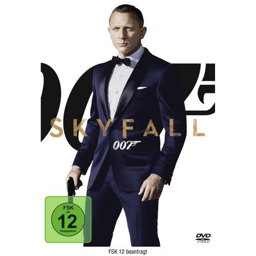 """(Lüneburg / bundesweit?) Kaufland: DVD """"James Bond - Skyfall"""" für 12 € minus 2,50 € GS"""