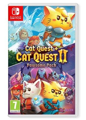 Nintendo Switch - Cat Quest 1+2 Pawsome Pack (PEGI/UK)