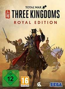 Total War: Three Kingdoms Royal Edition (PC) [Prime & Mediamarkt & Saturn Abholung]