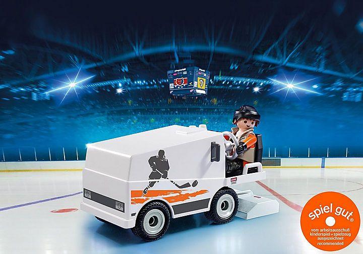 Playmobil 6193 Eisbearbeitungsmaschine NHL Zamboni