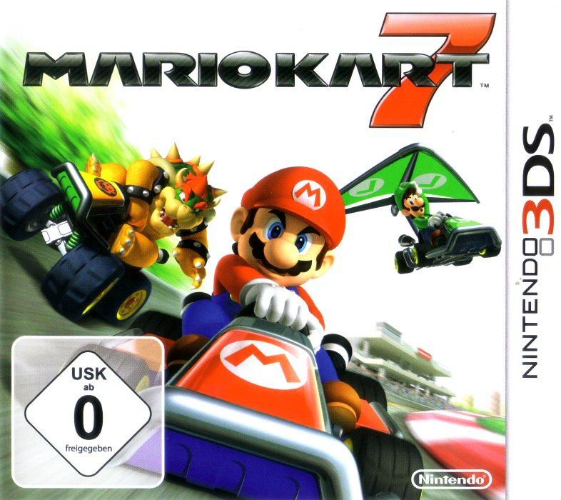 Mario Kart 7 (3DS) für 26,50€ (Amazon IT)