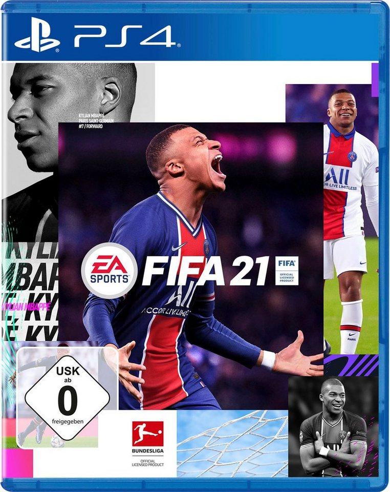 Otto Neukunden - FIFA 21 (PS4) für 14,99