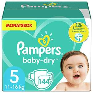 Pampers Baby-Dry 5 [Amazon Prime]