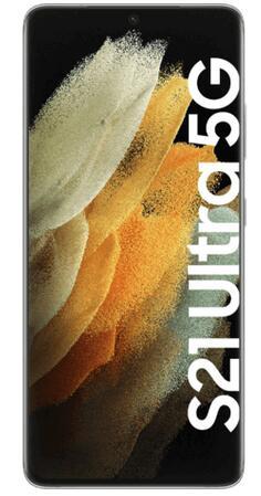 Samsung Galaxy S21 Ultra 5G 128GB schwarz/silber im O2 Free L 60GB LTE Max bis 300Mbit/s für 39,99€ monatlich, 279€ einmalig