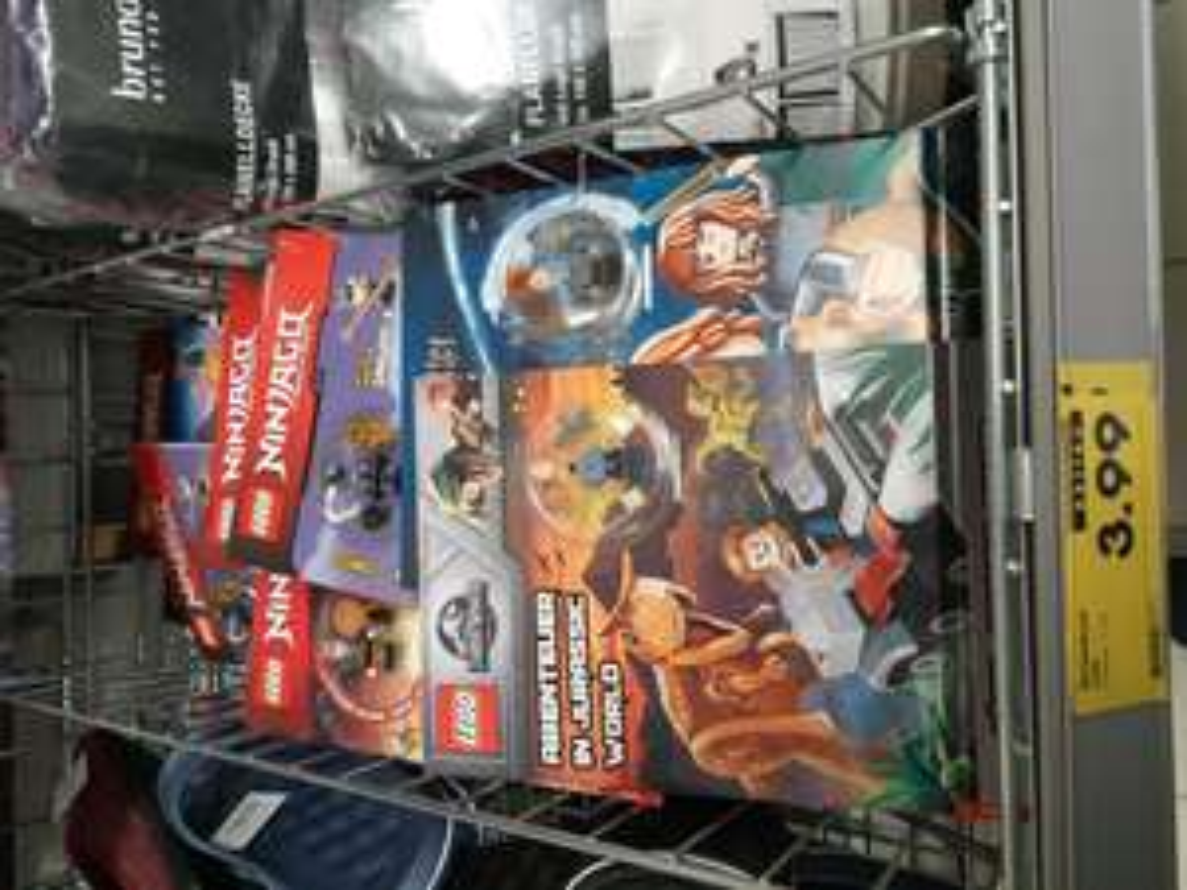 (netto,Thalia.de) Lego Heft mit Minifigur