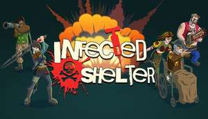 (Steam) Infected Shelter / 90 % off / best price
