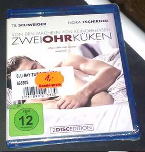 [Lokal Conrad Stuttgart] div. Blu-Rays z.B. Zweiohrküken 1€