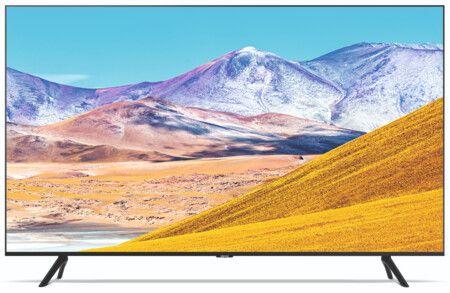 Samsung GU75TU8079UXZG LED TV (75 Zoll (189 cm), 4K UHD, Smart TV, Triple Tuner, HDR, Sprachsteuerung, Crystal Display)