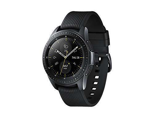 Samsung Galaxy Watch Bluetooth 42 mm – Midnight Black - Amazon WHD - WIE NEU