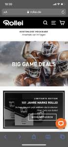 Big Game Deals zb. Rollei Urban Traveler Mini
