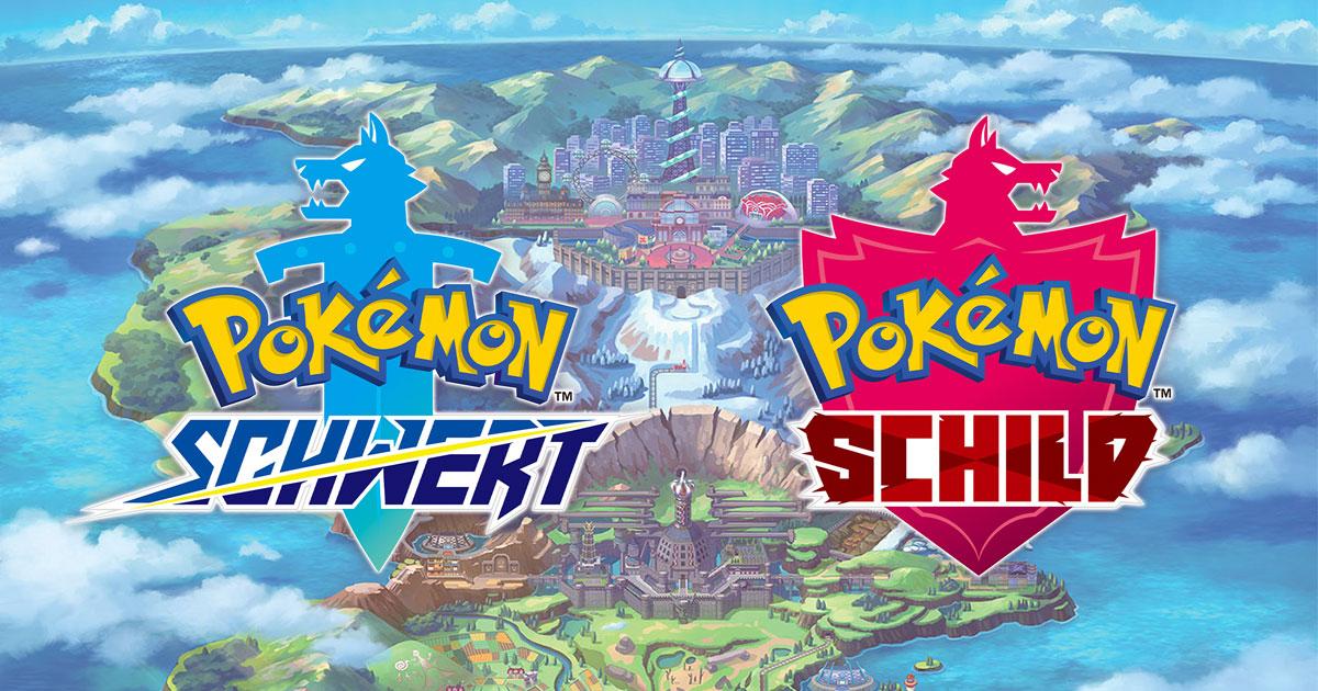 Galarnuss-Kranz Seriencode für Pokémon Schwert & Schild kostenlos bis zum 07.02. (Switch)