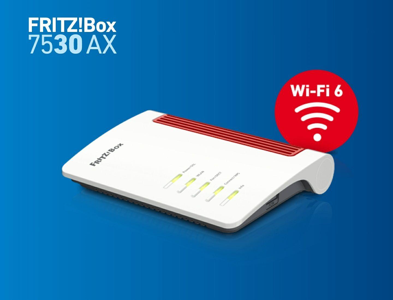 AVM FRITZ!Box 7530 AX (DSL WLAN Router)