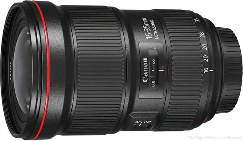 Canon EF 16-35F2,8 L III USM Objektiv   PC Components ES