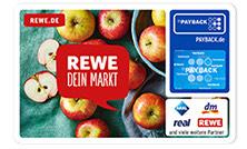 [Payback] 3 neue 15fach Coupons für Rewe ab 2€ & 1x 10fach ab 2€  gültig bis 28.03.2021