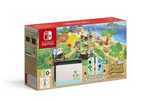 Nintendo Switch Animal Crossing: New Horizons-Limited Edition Downloadcode