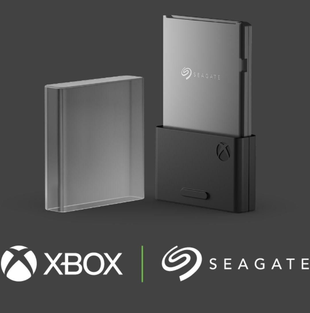 [Saturn] Seagate Xbox Series X|S 1 TB SSD Speichererweiterungskarte (PCIe Gen4x2 NVMe)