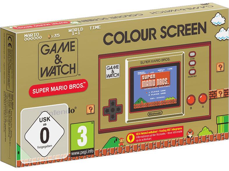 Nintendo Game & Watch Konsole für 37,81€ inkl. Versandkosten