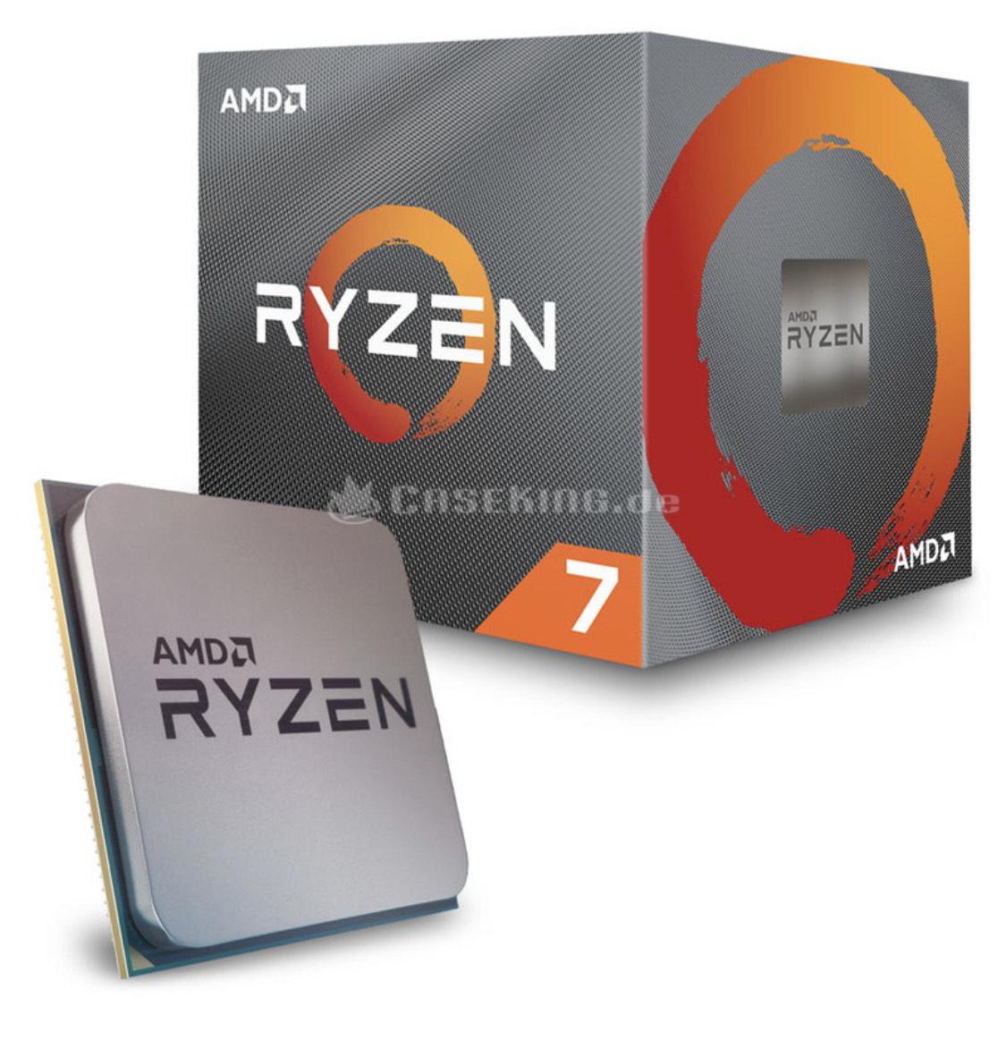 [Saturn] AMD Ryzen 7 3800X Boxed inkl. Wraith Prism