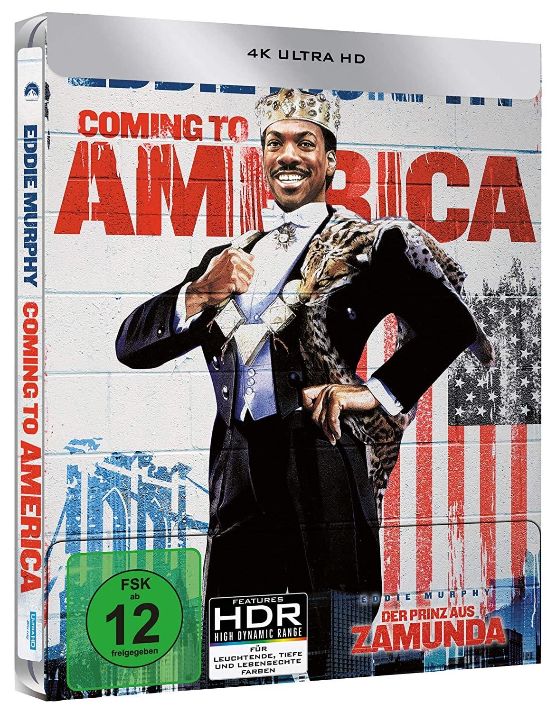 Der Prinz aus Zamunda (SteelBook®) 4K Ultra HD Blu-ray