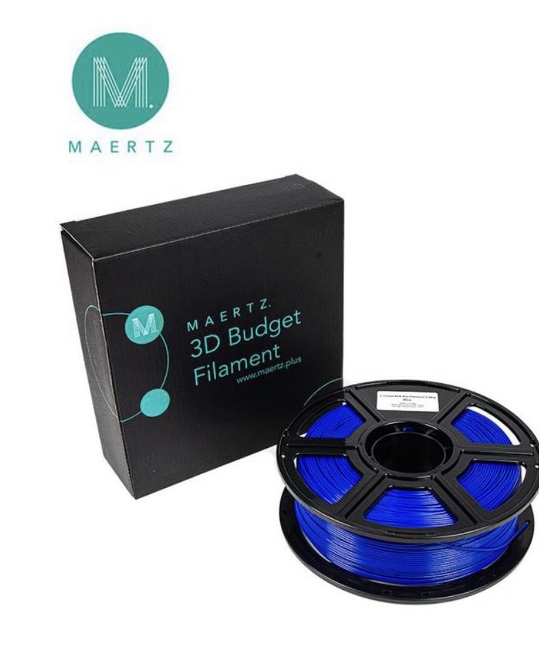 5% auf alle MAERTZ Produkte bei IGO3D // 3D Druck, Filament