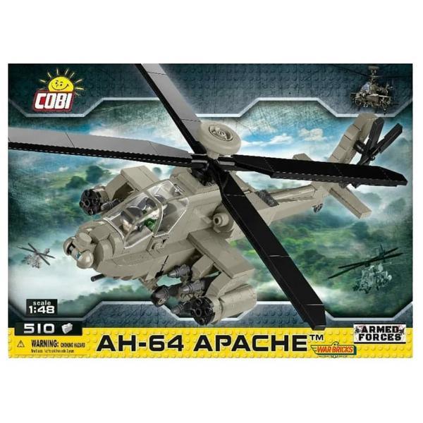 [Klemmbausteine-Fluggeräte] COBI 5808 HELI AH-64 Apache oder 5805 F/A-18E Super Hornet Toys je 28,04 Euro/5804 - F/A-18E 25,49 Euro [bol.de]