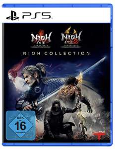 Nioh Collection PS5 (Saturn und Amazon)