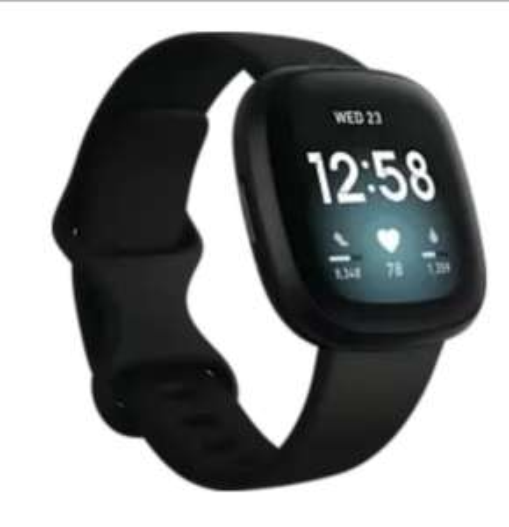 [Saturn] Smartwatch Fitbit Versa 3 für 168,06 € durch Superbowl-Aktion (mit NL- Gutschein 158,77 € möglich)