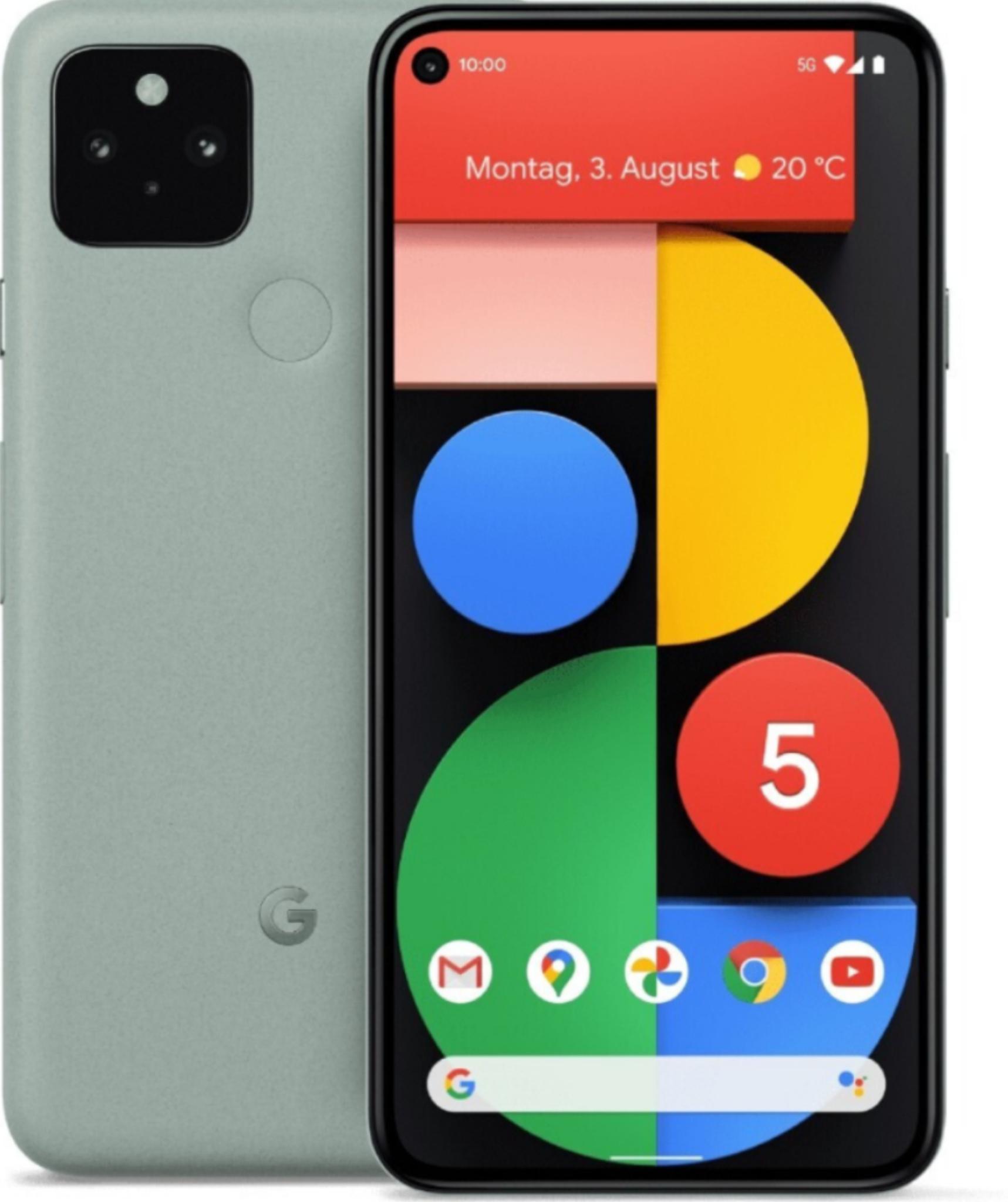 Google Pixel 5 128 GB Sorta Sage