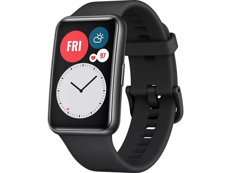 [Saturn] Huawei Watch Fit   schwarz