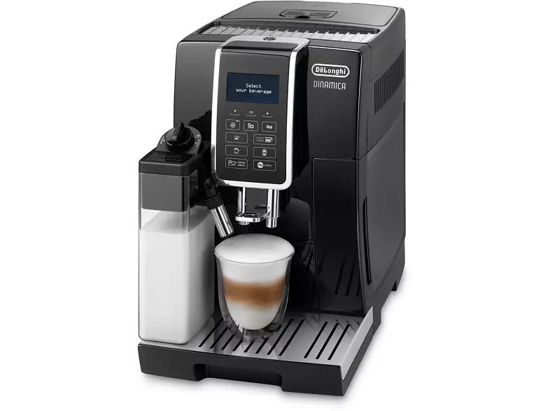 De'Longhi Dinamica ECAM 356.57.B Kaffeevollautomat Schwarz